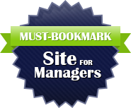 Must-Bookmark Site for Managers