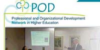 Professional and Organizational Development Network in Higher Education