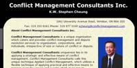 Conflict Management Consultants