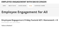 Employee Engagement with David Zinger