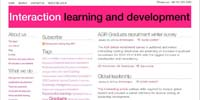Interaction Learning and Development
