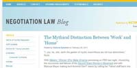 Negotiation Law Blog