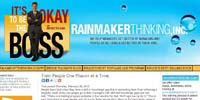 Rainmaker Thinking inc