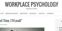 Workplace Psychology net
